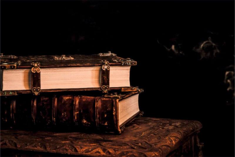 Библия Гутенберга кожаный переплет - Ателье по коже Чебоксары