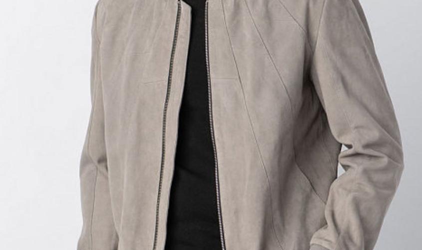 Куртка бомбер и куртка пилот мужская пошив Ателье по коже - 2