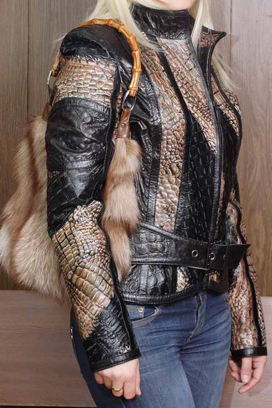 Куртка кожаная от Ателье по коже Чебоксары - фото 2