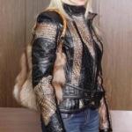 Куртка кожаная от Ателье по коже - фото 33