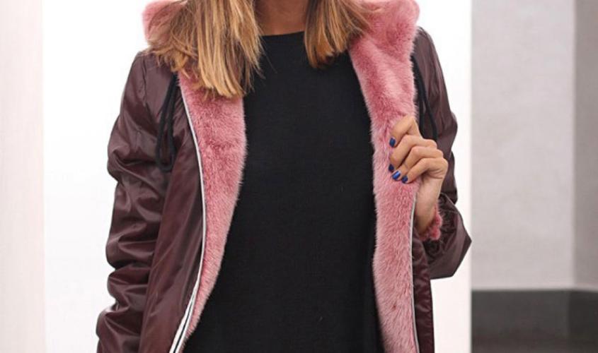 Куртка зимняя женская норковая от Ателье по коже Чебоксары – 2