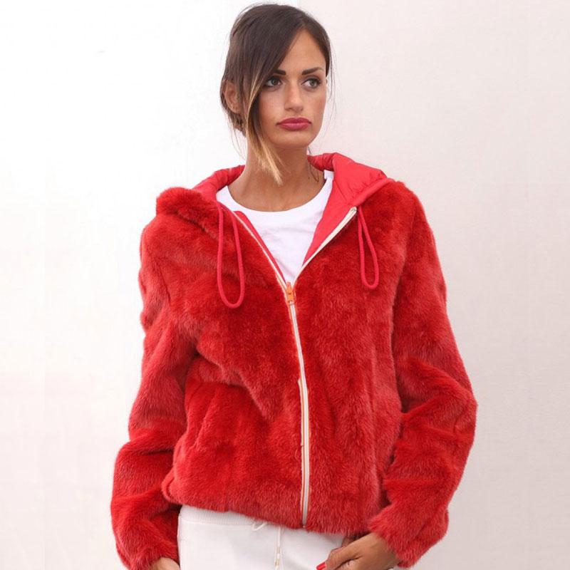 Куртка зимняя женская норковая от Ателье по коже Чебоксары – фото 3